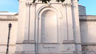テート・ブリテン(Tate Britain)有名なイギリスの画家の絵を鑑賞できる博物館です