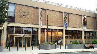 国立軍事博物館(National Army Museum)ーイギリス軍の歴史と軍隊の役割を楽しく学ぶことができる良博物館