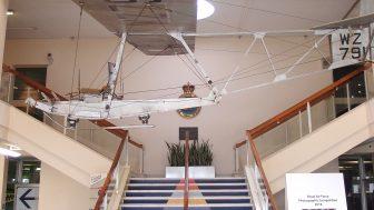 イギリス空軍博物館(Royal Air Force Museum)ー様々なタイプの航空機が展示されている姿は、圧巻です!