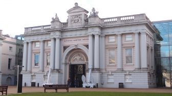 国立海洋博物館(National Maritime Museum)ーイギリスの海運の歴史が詰まった博物館です