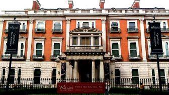 ウォレス・コレクション(The Wallece Collection)ーロンドンでも1,2を争うゴージャスさ!珍しい武器のコレクションも!