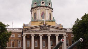 帝国戦争博物館(Imperial War Museum)ー戦争と紛争の記録を今に伝える博物館。ユニークなお土産も!