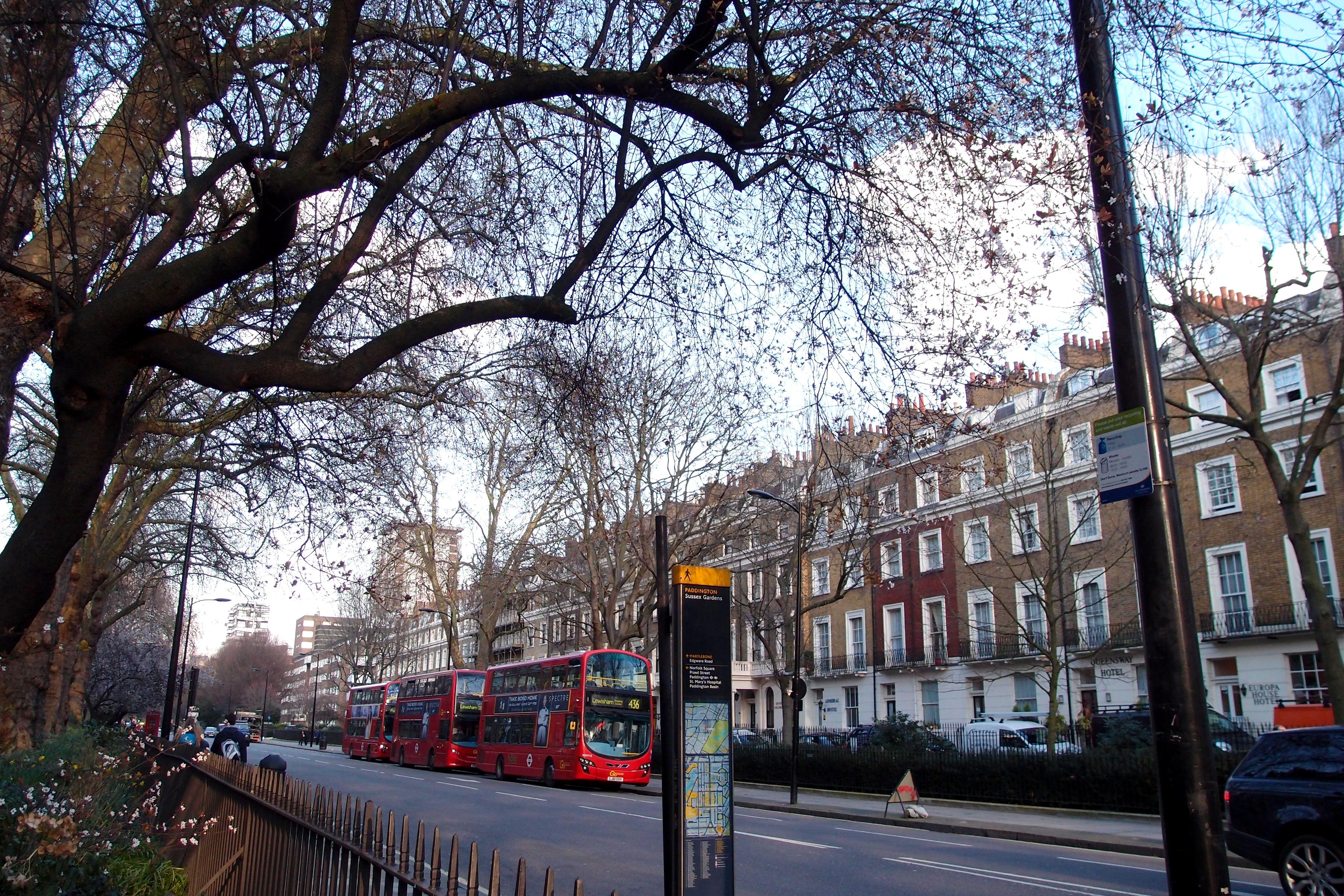 ロンドン初日の滞在先の選び方。私はちょっとミスりましたw