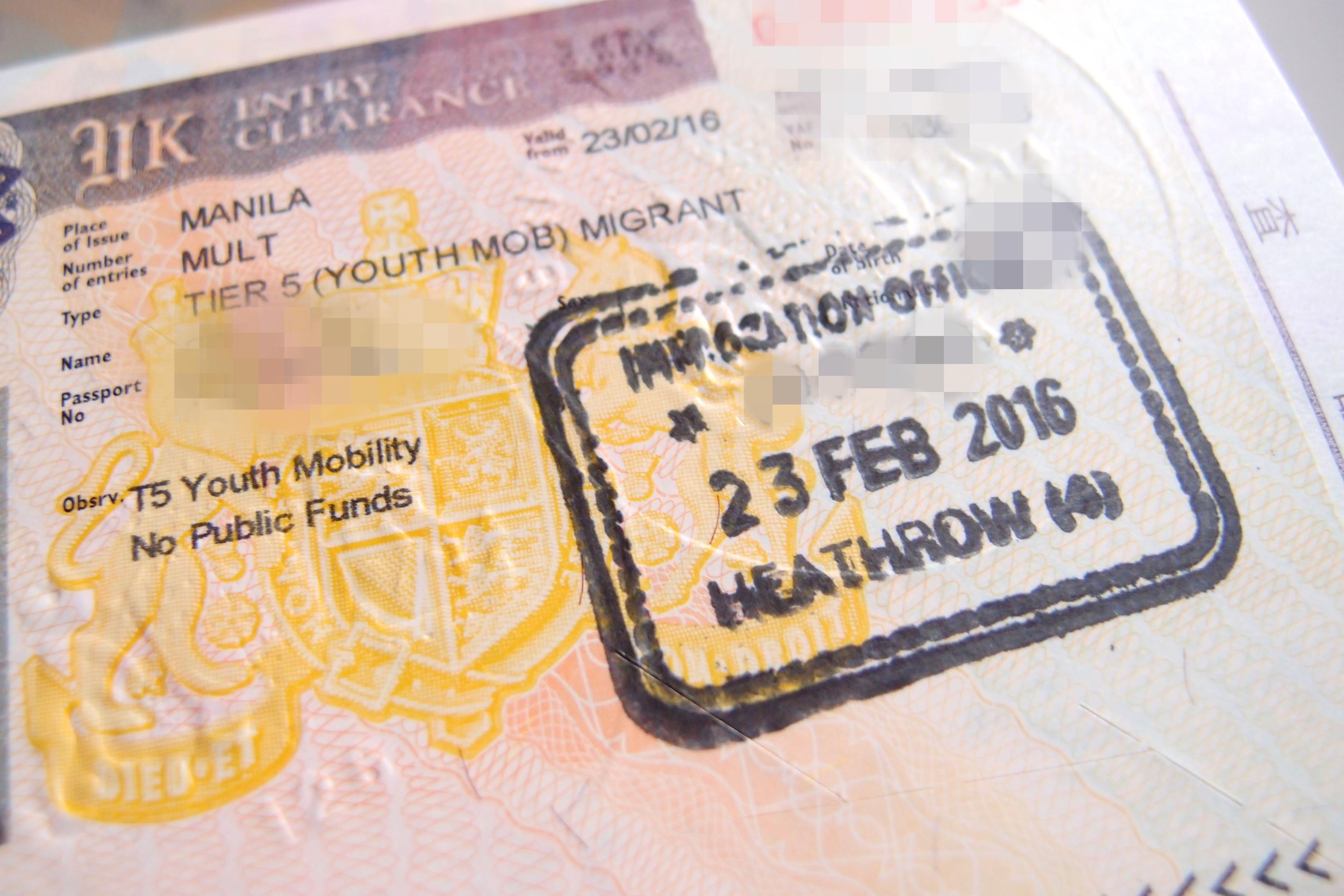 厳しいと評判のイギリスの入国審査は、本当に厳しいものなのか