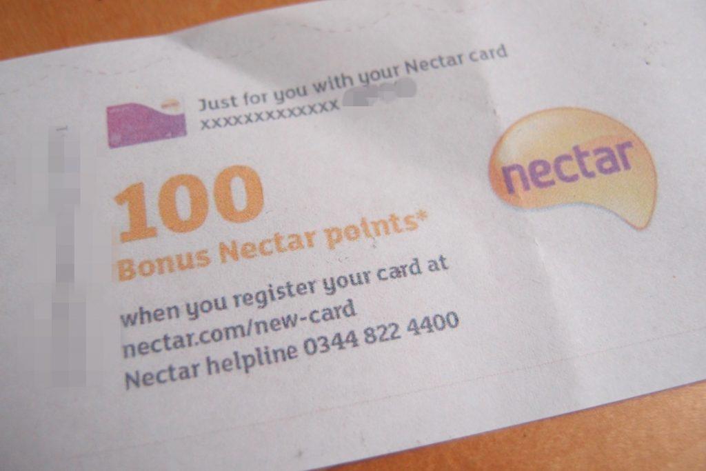 今更ですが、sainsbury's のポイントカード nectar card を作る方法を記録しておきたいと思います