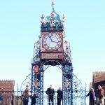 チェスター旅行(再び)その2。チェスターウォールズ (Chester City Walls) と時計台