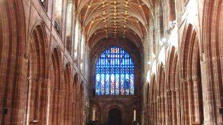 チェスター旅行(再び)その1。チェスター大聖堂 (Chester Cathedral)