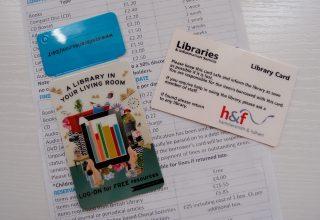 図書館の貸し出しカードを作り、実際に本を借りてみた。必要な手続きなどを書き留めておきます。