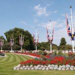 Buckingham Palace ~ St James Park 周辺を散策【ロンドン観光その3】