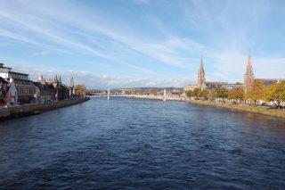 ネス川には本当にネッシーがいました。【Inverness 旅行記:後編】