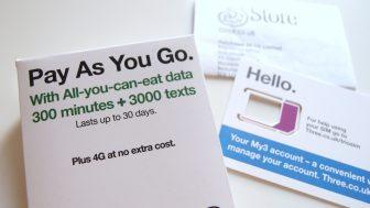 イギリスでSimカードを手に入れるまで。結局、どこの会社のsimがいいの?
